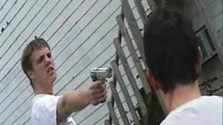 Fake Blood Effect, Gun Shot Wound