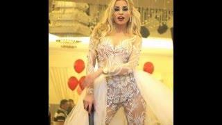 دومينيك حوراني تفاجئ جمهورها من خلال فستان شفاف مثير يُظهر جميع مفاتنها !