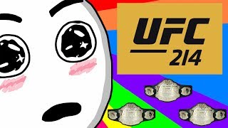 UFC 214 GETS A 3RD TITLE FIGHT!!!