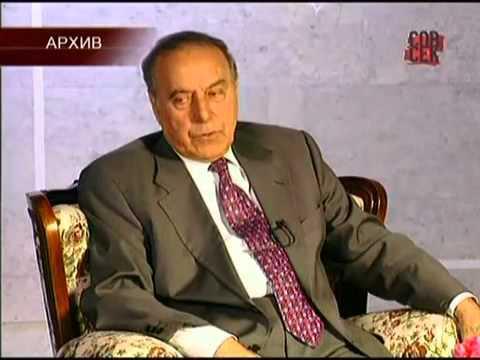 Гейдар Алиев Официаль� ая биография