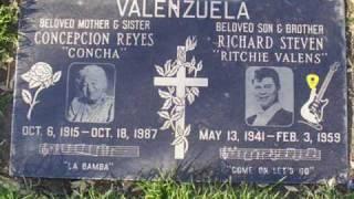 """Ritchie Valens  """"MEMORIES"""" ((R.I.P.Tribute))"""