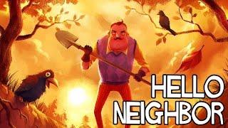 MI VECINO SECUESTRÓ A MI HIJO?!! | Hello Neighbor - lele