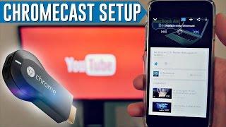 Chromecast Setup: How to Install & Use a Chromecast