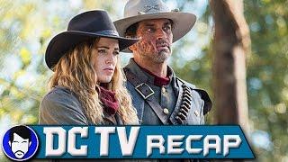 JONAH HEX Returns to Legends of Tomorrow Season 2!   DCTV Recap