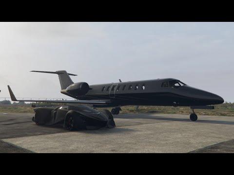 EN HIZLI ARABA VS UÇAK!! - GTA 5 Online