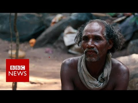 Xxx Mp4 Kerala Floods Tribal Chief Who Refuses To Leave The Forest BBC News 3gp Sex