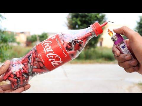Xxx Mp4 Firecrackers In Bottle Botal Me Bijli Pataka Diwali Experiment 3gp Sex