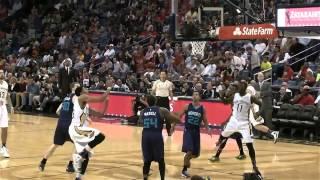 Best Dunks of the 2014-15 NBA Season - Part 1