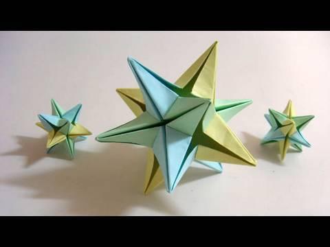 Origami Omega Star Philip Shen 6 modules
