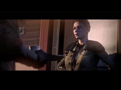Wolfenstein: The New Order Sex Scene (PC HD)