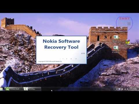 TNNT Solution - Nokia Software Recovery tool NSRT 6.3.56 offline install fix Phone info package