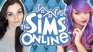 THE SIMS ONLINE MULTIPLAYER | Yammy & I Have A Stalker!!