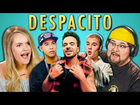 Xxx Mp4 ADULTS REACT TO DESPACITO Luis Fonsi Ft Daddy Yankee Justin Bieber 3gp Sex