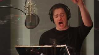 """The Nut Job: Brendan Fraser """"Grayson"""" Behind the Scenes (Complete Broll)"""