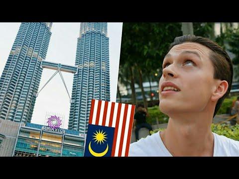 MALLS IN MALAYSIA ARE  INSANE /Petronas Towers,Bukit Bintang and more in Kuala Lumpur