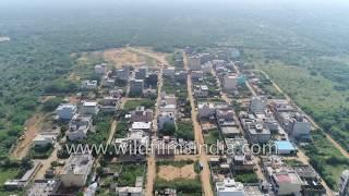 Chhatarpur flight: Radha Soami Satsang Beas township, GURUJI ashram, lavish farm-houses