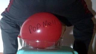 Red Balloon Sit Pop
