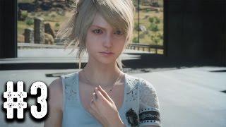 ถ้ารวยแล้ว ต้องกินซีฟู้ด - Final Fantasy XV - Part 3
