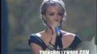 Sexy Carrie Underwood sings at Movies Rock