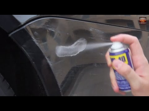 Xxx Mp4 Easy Fix Car Scratches With WD 40 3gp Sex