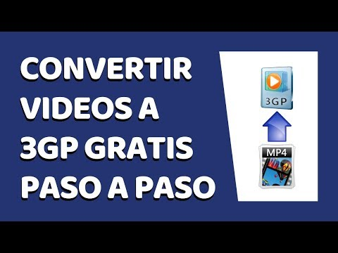 Xxx Mp4 Cómo Convertir Vídeos A 3GP Sin Programas 2018 3gp Sex