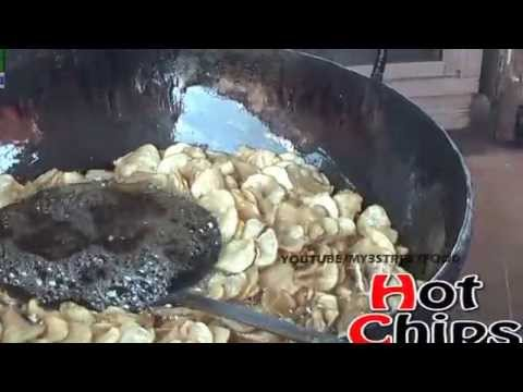 Xxx Mp4 Potato Chips Hot Chips HYDERABADI STREET FOOD Indian Street Foods 3gp Sex