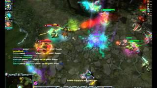 HoN gameplay 2