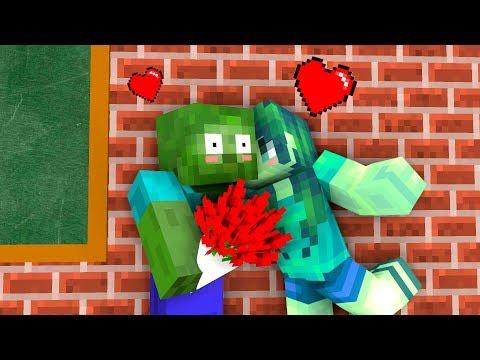 Xxx Mp4 Monster School Valentine S Day Minecraft Animation 3gp Sex