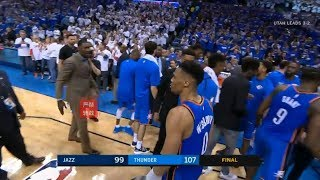Russell Westbrook Had The Game Of His Life!OKC's Amazing 25 Point Comeback