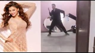 Rahul gambhir awsame Bollywood dance f tera fan ho gaya