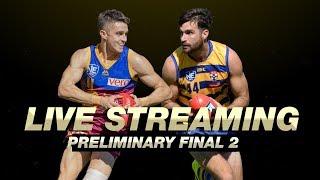 NEAFL Preliminary Final - Brisbane v Sydney Uni
