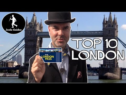 London s Top 10 Attractions with The London Pass