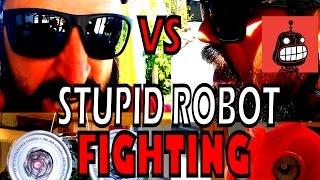 Stupid Robot Fighting League - The Weekend Sun Invitational