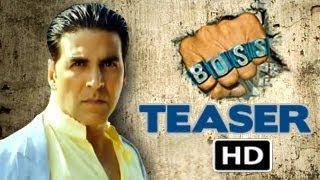 Akshay Kumar   BOSS Teaser Trailer 2013   Releasing 16th October