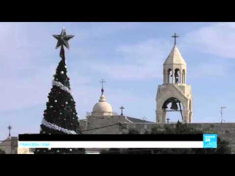 Tourists skip Christmas in Bethlehem after months of unrest