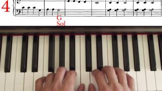 John Thompson`s easiest piano course, part 1, Old MacDonald