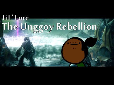 Lil' Lore - Halo: The Unggoy Rebellion