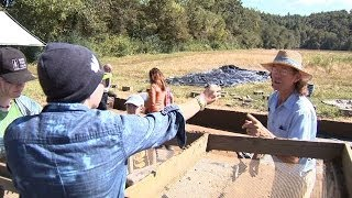 Digging for History | North Carolina Science Now | UNC-TV