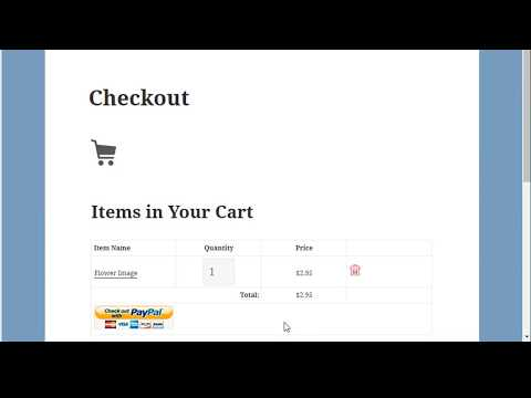 Xxx Mp4 Creating A Specific Checkout Page With WP Simple Shopping Cart 3gp Sex