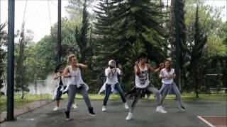 Zumba Be My Lover - INNA | CHOREOGRAPHY by YP. J.