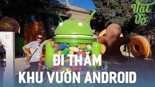 Vật Vờ| Khu vườn Android của tất cả phiên bản từ trước tới nay