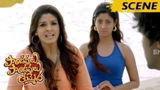 Hansika Warns Manoj And Gang - Ali Superb Comedy Scene - Pandavulu Pandavulu Tummeda Movie Scenes
