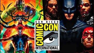Todo lo que debes saber de Comic Con 2017