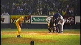 LigaDom.com - HR de Ronnie Belliard 1998-1999 Vs Aguilas