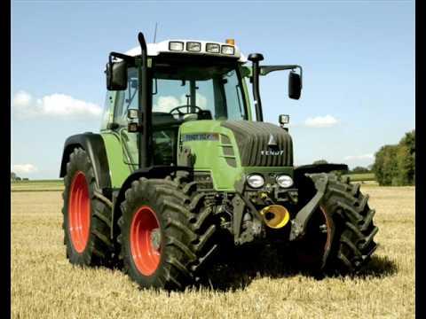 hoen tricky tractor