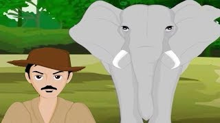 The Greedy Forester & Jackal The Messenger - Jataka Tales – Cartoon Movies