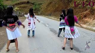 Kuv hlub koj | hmong funny movie 2018