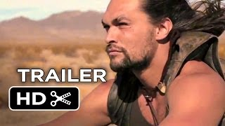 Road to Paloma Official Trailer 1 (2014) - Jason Momoa Movie HD