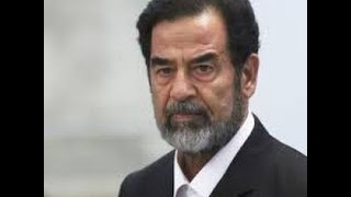 A Documentary on  SADDAM HUSSEIN