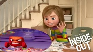 INSIDE OUT - Get to know your emotions: Anger (2015) Pixar Animated Movie HD